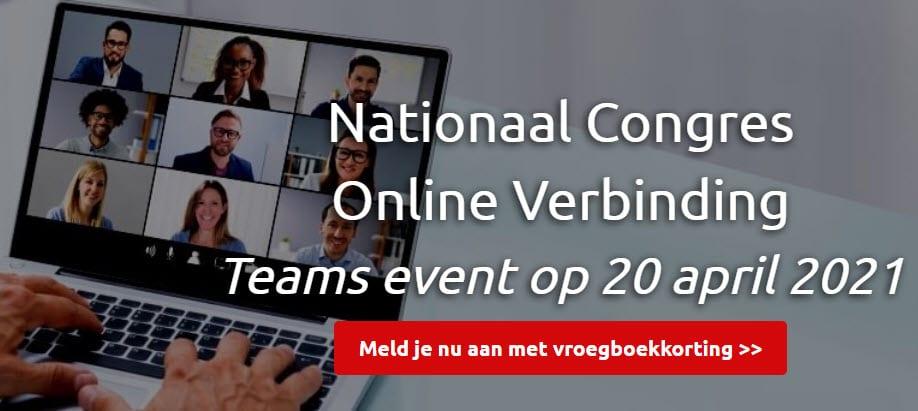 Nationaal Congres Online Verbinding